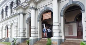 The museum of world buddhism