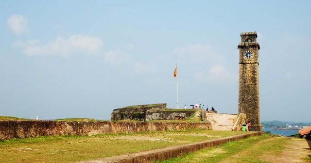 世界遺産:ゴール(Galle)の要塞