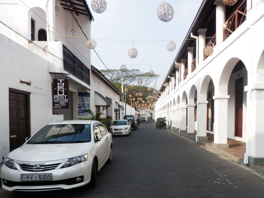 ゴールの旧市街